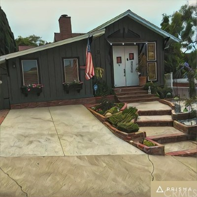 Laguna Beach Multi Family Home For Sale: 259 Arch Street