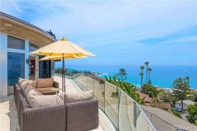 Laguna Beach Single Family Home For Sale: 2700 Queda Way