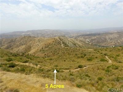 Modjeska Canyon, Silverado Canyon Residential Lots & Land For Sale: Modjeska Canyon
