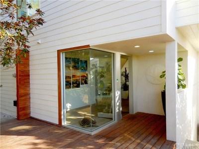 Laguna Beach Single Family Home For Sale: 1020 Baja Street