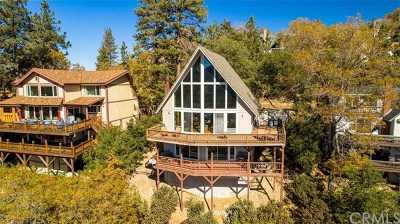Lake Arrowhead Single Family Home For Sale: 1286 Yosemite Drive