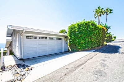 Laguna Beach Single Family Home For Sale: 1085 La Mirada