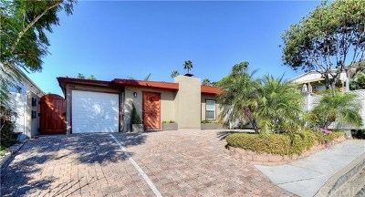 Laguna Beach Single Family Home For Sale: 236 Viejo Street