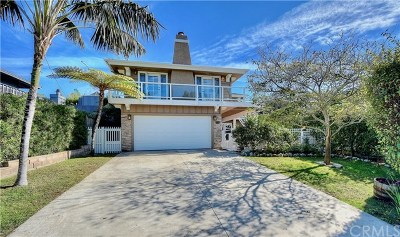 Laguna Beach Single Family Home For Sale: 361 Bluebird Canyon Drive