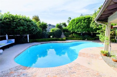 Hollywood Hills Single Family Home For Sale: 3007 Lakeridge Drive