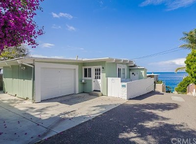 Laguna Beach Single Family Home For Sale: 31674 Seacove Drive