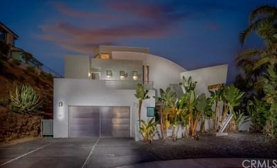 Laguna Beach Single Family Home For Sale: 616 Bolsana Drive