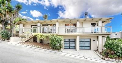 Laguna Beach Single Family Home For Sale: 990 Santa Ana Street
