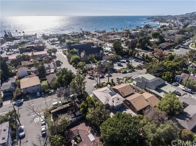 Laguna Beach Single Family Home For Sale: 390 Saint Anns Drive