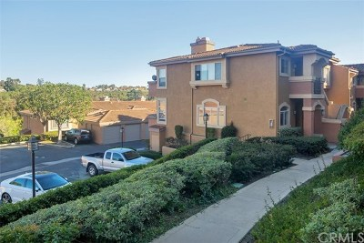 Laguna Niguel Condo/Townhouse For Sale: 30902 Clubhouse Drive #8D
