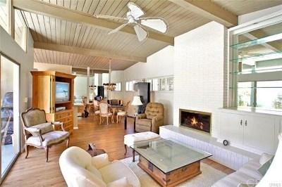 Laguna Beach Single Family Home For Sale: 474 Oak Street