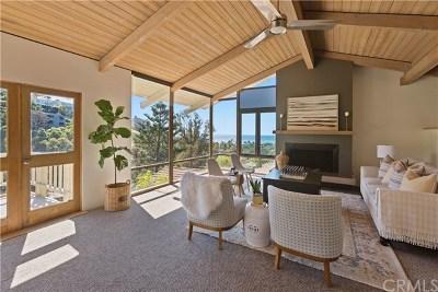 Laguna Beach Single Family Home For Sale: 970 Meadowlark Drive