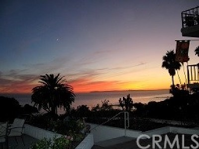 Laguna Beach Condo/Townhouse For Sale: 520 Cliff Drive #104