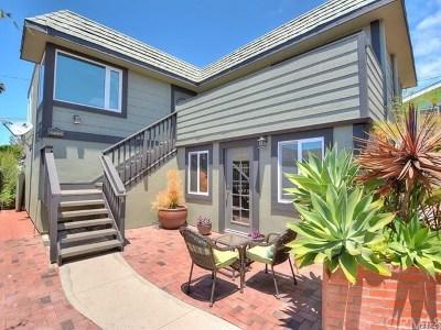 Laguna Beach Multi Family Home For Sale: 252 Chiquita