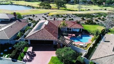 Laguna Niguel Single Family Home For Sale: 30671 Fairgreens W