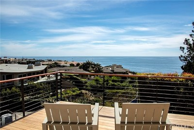 Corona del Mar Rental For Rent: 186 Shorecliff Road