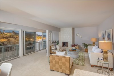 Laguna Beach Condo/Townhouse Active Under Contract: 631 Cliff Drive #B5