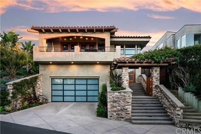 Laguna Beach Single Family Home For Sale: 1047 Summit Way