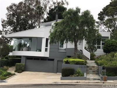 Laguna Beach Single Family Home For Sale: 2210 Hillview Drive