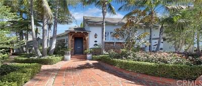 Laguna Beach Multi Family Home For Sale: 315 Mountain Road