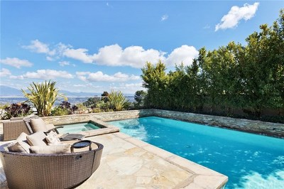 Laguna Beach Single Family Home For Sale: 2830 Park Place