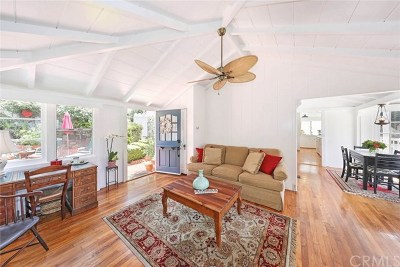 Laguna Beach Single Family Home For Sale: 605 Glomstad Lane