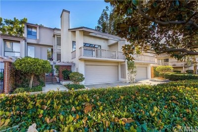 Irvine Condo/Townhouse For Sale: 32 Misty Meadow