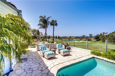 Dana Point Single Family Home For Sale: 27 Marbella