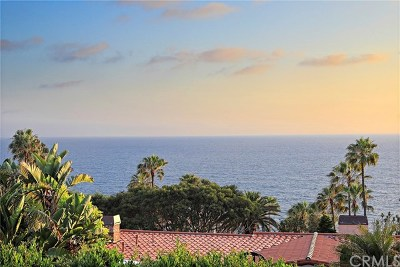 Laguna Beach Single Family Home For Sale: 31252 Monterey Street