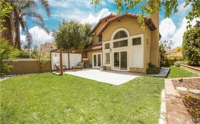 San Clemente Single Family Home Active Under Contract: 19 Albergar