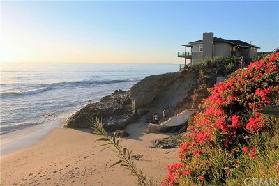 Laguna Beach Multi Family Home For Sale: 1295 Ocean Front