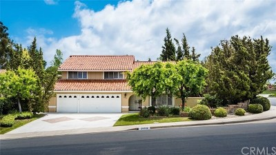 Mission Viejo Single Family Home For Sale: 26532 Loma Verde