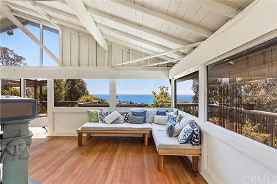Laguna Beach Single Family Home For Sale: 400 Ashton Drive