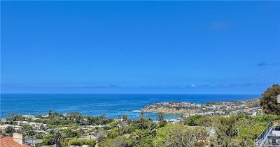 Laguna Beach Single Family Home For Sale: 325 Camden Place