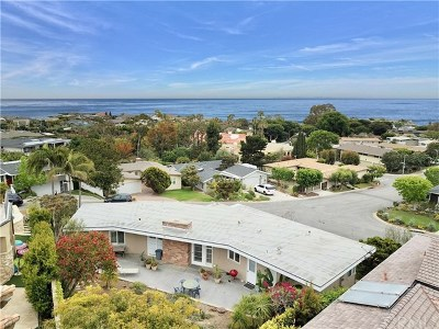 Newport Beach, Newport Coast, Corona Del Mar Single Family Home For Sale: 511 Seaward Road
