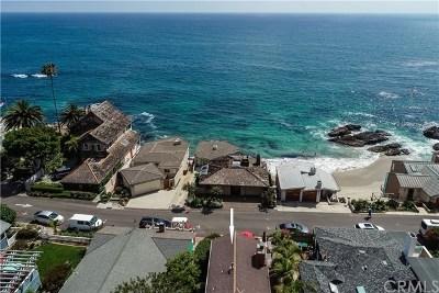 Laguna Beach Single Family Home For Sale: 2060 Ocean Way