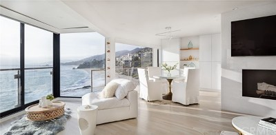 Laguna Beach Condo/Townhouse For Sale: 31561 Table Rock Drive #207