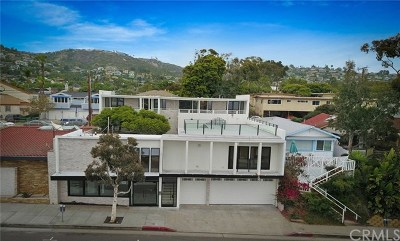 Laguna Beach Multi Family Home For Sale: 618 S Coast
