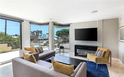 Laguna Beach Condo/Townhouse For Sale: 150 Cliff Drive