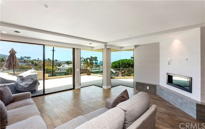 Laguna Beach Condo/Townhouse For Sale: 154 Cliff Drive