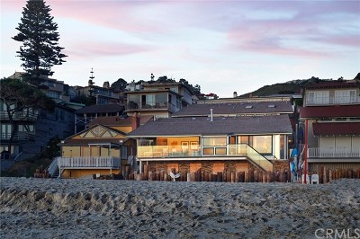 Laguna Beach Single Family Home For Sale: 2800 Ocean Front