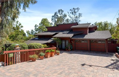 Laguna Beach Single Family Home For Sale: 723 Wilson Street