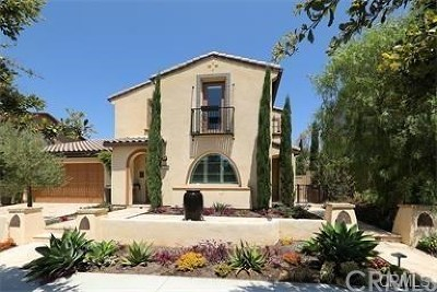 Irvine Single Family Home For Sale: 107 Cardinal