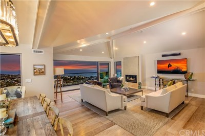 Laguna Beach Single Family Home For Sale: 677 Mystic Way