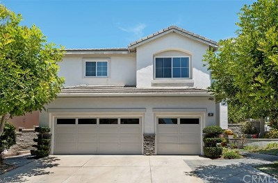Irvine Single Family Home Active Under Contract: 7 Hope