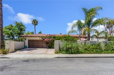 San Juan Capistrano Single Family Home For Sale: 31311 Paseo Nogal