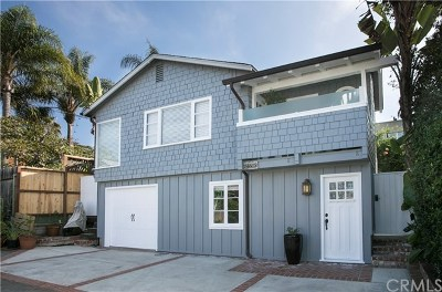 Laguna Beach Single Family Home For Sale: 31612 Fairview Road