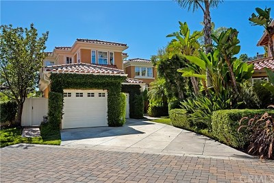 Newport Coast Single Family Home For Sale: 12 Tidal Surf
