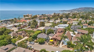 Laguna Beach Single Family Home For Sale: 358 Flora Street