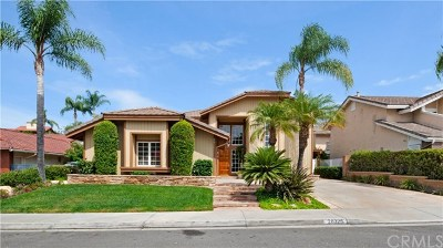 Mission Viejo Single Family Home Active Under Contract: 28325 Driza